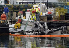 Salvage Projects and Marine Contracting in CT
